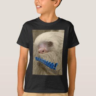 shhhhhh sleepy sloth T-Shirt