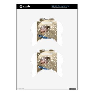 shhhhhh sleepy sloth xbox 360 controller skins