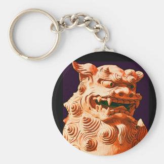 Shi-shi (Mr Nice Guy) Key Chains