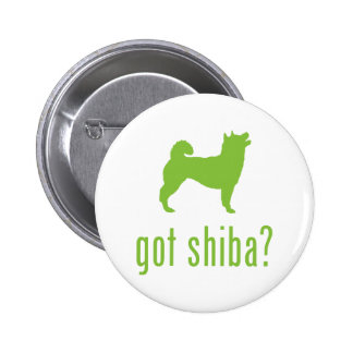 Shiba Inu 2 Inch Round Button