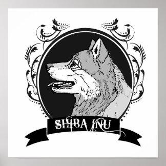 SHIBA INU 3 IMPRESIONES