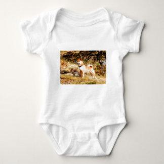 Shiba Inu Baby Bodysuit
