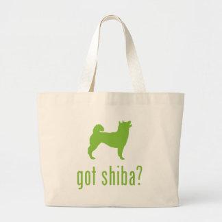 Shiba Inu Canvas Bags