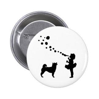 Shiba Inu Button