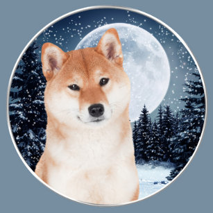 Shiba Inu Ornaments & Keepsake Ornaments | Zazzle