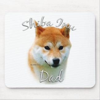 Shiba Inu Dad 2 Mouse Pad