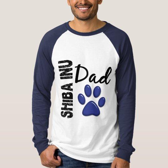 Shiba Inu Dad 2 T-Shirt