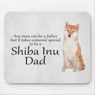 Shiba Inu Dad Mousepad