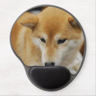 Shiba Inu Gel Mouse Mats