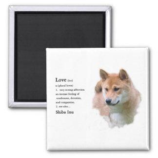 Shiba Inu Gifts Magnet
