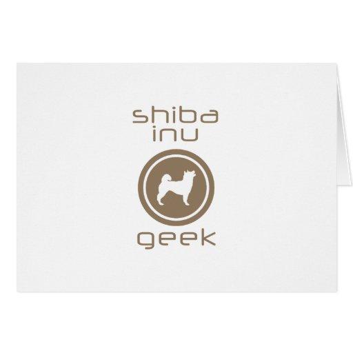 Shiba Inu Greeting Card
