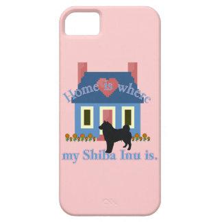 Shiba Inu Home Is Where iPhone SE/5/5s Case