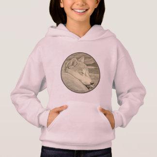 Shiba Inu Hoodie Kid's Hooded Sweatshirt Dog Shirt