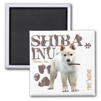 Shiba Inu Imán Para Frigorifico