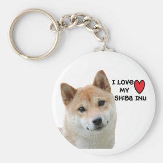 Shiba Inu Keychain