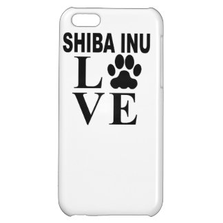 Shiba Inu Love Cover For iPhone 5C