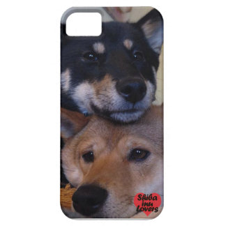 Shiba Inu Lovers iPhone case