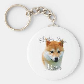 Shiba Inu Mom 2 Key Chain