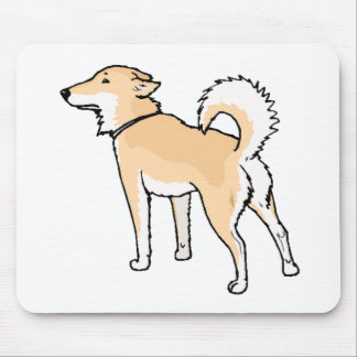 Shiba Inu Mousepads