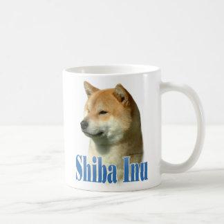 Shiba Inu Name Coffee Mugs