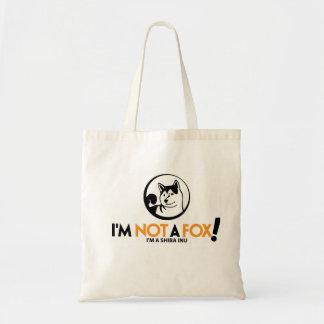 Shiba Inu: No soy una bolsa de asas del Fox