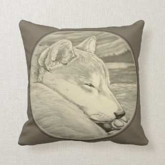 Shiba Inu Pillow Dog Lover Art Throw Pillows