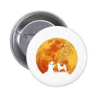 Shiba Inu Pinback Button