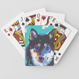 Shiba Inu Pop Art Card Deck