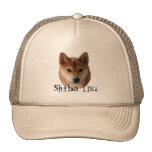 Shiba Inu Puppy Dog Trucker Hat