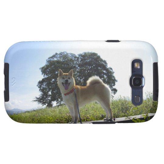 Shiba Inu Samsung Galaxy SIII Cover