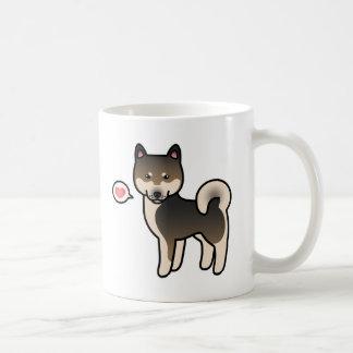 Shiba Inu Sesame Love Mug