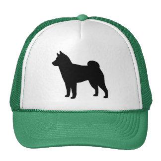 Shiba Inu Silhouette Trucker Hat