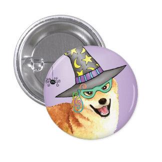 Shiba Inu Witch Pin