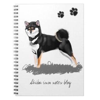 Shiba inu you notice blog/Shiba notebook inu