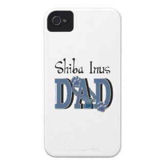 Shiba Inus DAD iPhone 4 Case