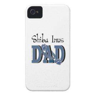 Shiba Inus DAD iPhone 4 Case-Mate Case