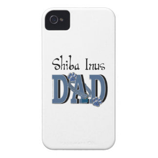 Shiba Inus DAD iPhone 4 Cover