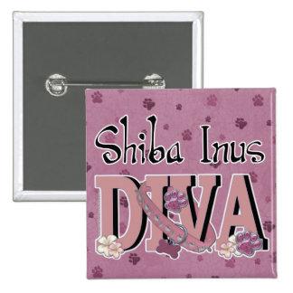 Shiba Inus DIVA Pin