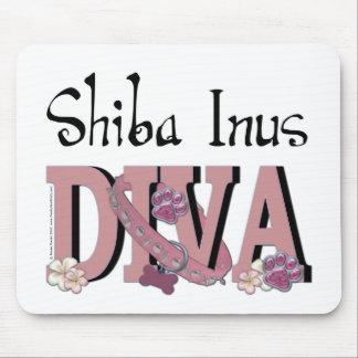 Shiba Inus DIVA Mousepad