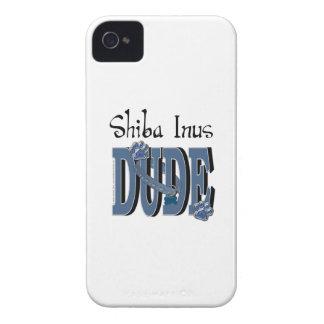 Shiba Inus DUDE Case-Mate iPhone 4 Case