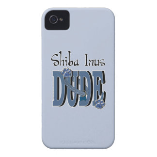 Shiba Inus DUDE iPhone 4 Cover