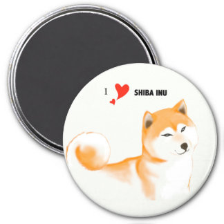 Shiba magnet inu