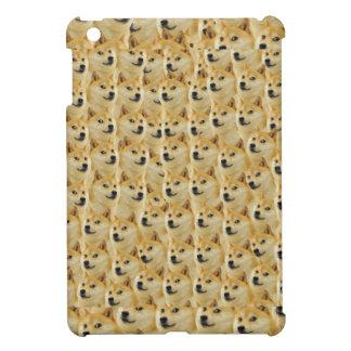 shibe doge fun and funny meme adorable iPad mini cases