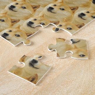 shibe doge fun and funny meme adorable puzzle