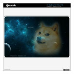 shibe doge in space decal for the MacBook