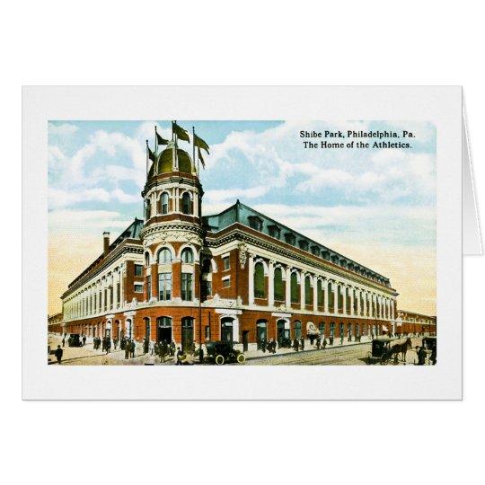 Shibe Park, Philadelphia, PA Card