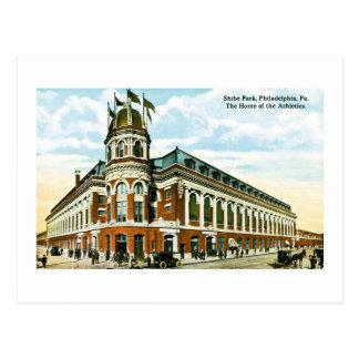 Shibe Park Philadelphia PA Postcards