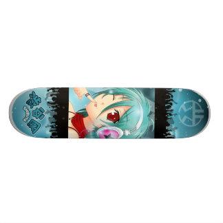 Shibuya Girl -  Michiko Skateboard