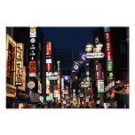 Shibuya Lights Poster