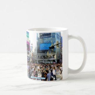 Shibuya, Tokyo, Japan Coffee Mug